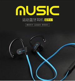 Wholesale Best Selling S Tour Earphone Bluetooth Sport Earhook Earbuds Stereo Over Ear Wireless Neckband Headset Headphone with Mic