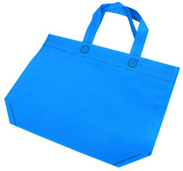 Wholesale 32 Promotional Gift Items Shopping Bag Custom Logo Printing Bolsas Reusables Non Woven Shopping bags Free Post