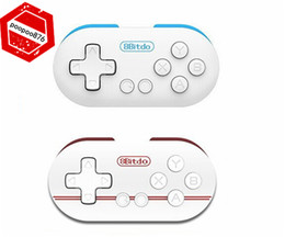 contrôleur bluetooth android gamepad Promotion Hot Mini 8Bitdo ZERO Bluetooth Gamepad Wireless Game Controller Shutter pour Android iOS Windows Mac OS