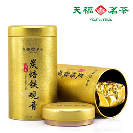 Wholesale Chinese Oolong Tea TenFu tea Anxi Tie Guan Yin origin fragrance Tikuanyin tea gCharcoal baking Tieguanyin tea mk n