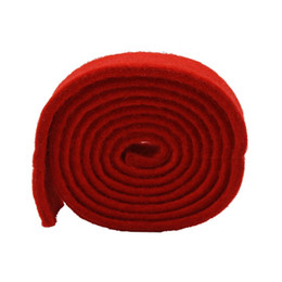 Wholesale Super sell Piano Tuning Felt Temperament Strip Tapered Mute