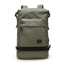 2016 New model sport backpack for men women casual travel bag high quality canvas backpack go out fashion shoulder bag
