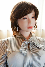 Wholesale Chinese Toy Sales - new style life size silicone sex dolls for adult men realistic mini oral love video dropship best chinese toys factory online sale