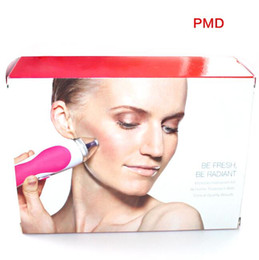 Wholesale 2016 Best quality PMD Pro Skin Care Tools Personal Microderm Pro PMD Portable Beauty Equipment Device vs Mia Facial Cleaner