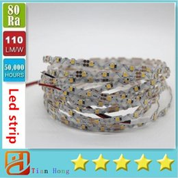 S-shaped 2835 Flexible Led Strips Bend Freely Led Light Strip 12V Non-waterproof IP20 Channel Letters Backlight 5m roll
