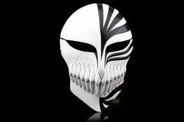 Japanese Anime The God of Death Theme Resin Mask Halloween House Party Cosplay Props Scary Death Ichigo Kurosaki Masks Free Shipping