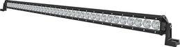 High Quality 43Inch 117 W Single Row LED Light Bar Waterproof Pass CE ROHS EMC Motorcycle car Lamp boat fog light