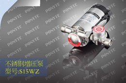 Wholesale HOT SALE PONYTE S15WG WZ stainless steel household tap water cooling pump booster pump industry