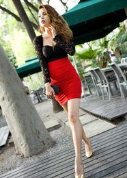 The Summer Sexy Women Dress Night Dress Strapless Neck Long Sleeve Dresses size S-L Free Shipping.