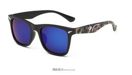 8 Colors Leisure Coating Sunglasses Women Men Fashion Trend Vintage Sport Outdoor Mirror Eyewear Goggles Popular Handsome Sunglasses UV400