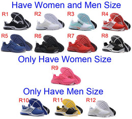 Wholesale Women Men Air Barefoot Mesh Presto Running Casual Shoes Outdoor Trainers Sports Jogging Zapatos Sneakers Size Eur