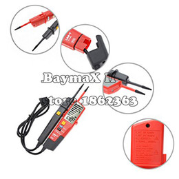 Wholesale UNI T UT18D Auto Range Voltage and Continuity Tester with LCD Backlight Date Hold RCD Test and Self inspection