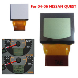 NEW LCD DISPLAY FOR NISSAN QUEST SPEEDOMETER INSTRUMENT CLUSTER 2004 2005 2006