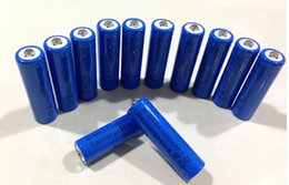 Wholesale Rechargeable AA Battery MSDS certificates mAh6colors Ni MH battery V for toy alarm clock remote control etc FEDEX fast delivery