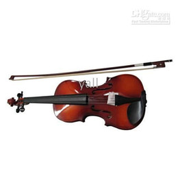 Wholesale Violin Natural Acoustic With Case Bow and Rosin New Y00326