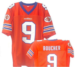 Wholesale Bobby Boucher The Waterboy Football Jersey Adam Sandler S M L XL XL