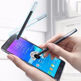 Al por mayor-NUEVO buena venta pluma de la aguja para la nota 4 para Verizon ATT Sprint T-Mobile Vogue alta calidad táctil desde notas t móviles fabricantes