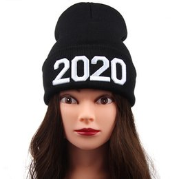 Wholesale Women s Fashion Mens Sports Skullies amp Beanies Unisex Knitted Hat Winter Slouchy Beanie Hip Hop Street Cap Gorras MZ0622