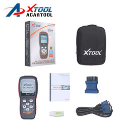 100% Original XTOOL PS150 Oil Reset Tool+ OBDII Scanner Update online ps150 xtool ps150 Oil Reset Tool DHL Free shipping