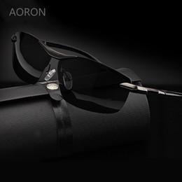 Fashion Day & Night Vision Multifunction Men's Polarized Sunglasses Reduce Glare Driving glasses Outdoor Sport Glasses Goggles Eyewear Hot