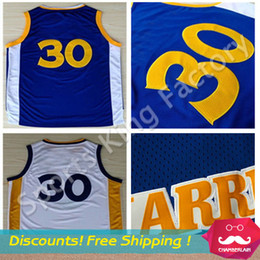 Wholesale Top quality MVP JERSEY Blue White New Material Rev Embroidery Basketball Jersey tags logos Stitched S M L XL XXL XXXL