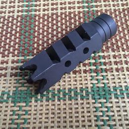 Wholesale muzzle brake x24 Competition Muzzle Brake With Crush Washer