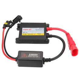 Wholesale 2pcs W Xenon HID Ballasts Car Conversion Kit Replacement Slim Ballast Blocks for all Xenon Light Bulbs Fit dc V