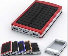 Wholesale Manufacturers direct supply mAh power bank dual USB interface easy to carry can be charged at any time outdoor good partner