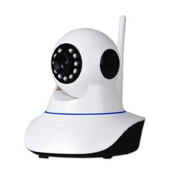 Wholesale SASDIGI72M2WL IP Security Camera Wireless Wifi Plug Play Pan Tilt Night Vision IP Cameras with Remote Surveillance Video Monitoring