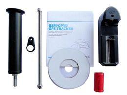 Wholesale Bicycle gps tracker GPS GSM GPRS Quad Band Real time Google Map tracker gps Mini Hidden Bike Tracker