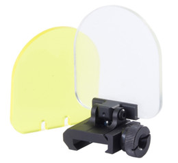 Free Shipping Lens Protector for Tactical Scope Red Dot for Optical Hunting Shooting airsoft scope bulletproof red green dot sight sand