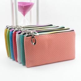 Wholesale New Korean Version Of Butterfly Zip Around Wallet Female Girl Woman Single Zipper Bag Coin Purse Ladies Handbag Day Clutch Bag