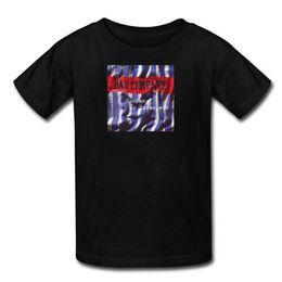 Wholesale Brand New Men s Company of Strangers Bad Company Theme Short Sleeve T Shirt Cotton Classic Style Shirt