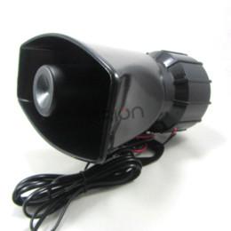 Wholesale Hot Sale V W Sound db Tone Wehicle Boat Car Motor Motorcycle Van Truck Siren Loud Horn Auto Speaker Alarm FreeShipping