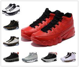 Promotion chaussures de sport pas cher 2016 Chaussures de basket-ball originales pas chères chaudes de chaussures de basket-ball d'anthracite d'hommes de l'arrière-plan de l'esthétisme 2016 bottes d'espadrille de sport d'athlétisme