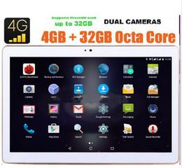 Compra Online 3g usb libre-10 la tabla de la pulgada 4G TOC 4GB RAM 32GB ROM la base 8 se basa en la fecha oh 5.1 8MP 2560 * 1600 IPS embroma las medias tablillas del regalo 10.1 shippi libre