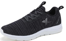 New men casual shoes breathable mesh A,MHZX,CGHSFUgfdhgpercent more comfortable motion cueing wear-resisting non-slip black white yellow blu