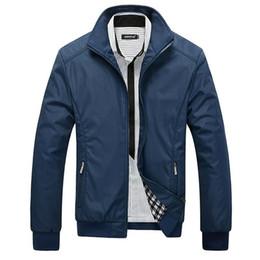 Jacket Men Overcoat Casual bomber Jackets Mens outdoor Windbreaker coat veste brand clothing