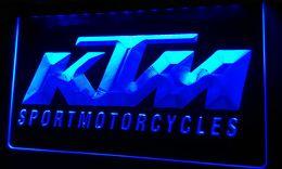LS206-b KTM Motorcycles Neon Light Sign