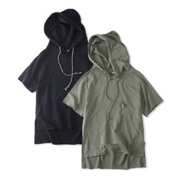 Wholesale BAPE Men Hoodies Novelty Streetwear Pullover Short sleeve standard Belt Cotton Hooded hoodie
