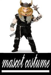 Wholesale thor Viking viktor mascot costume fancy costume cartoon character cosply theme mascotte fancy dress