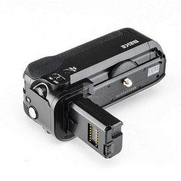 Compra Online A7s sony-El apretón original de la batería de Meike MK-AR7 para el sistema alejado sin hilos de Sony A7 / A7R / A7S 2.4G libera los apretones de la batería del envío