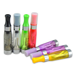 E cigs Ego CE5 Vaporizer Atomizer 1.6ml tank 510 thread for ecigs ego blister kit VS CE4 vaporizer vape pen kit DHL