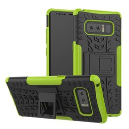 For Samsung Galaxy s8 s8 plus NOTE 8 J3 J5 PR0 J7 PRO J5 2017 J7 MAX LG G6 Q6 Heavy Duty Rugged Impact Armor Robot KickStand Case Cover 160P