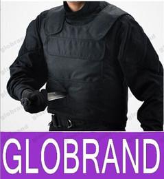 Wholesale Tactical Vest Men Stab vests Anti tool Customized version bulletproof vest plate stab service equipment outdoor self defense GLO805