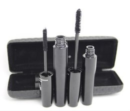Wholesale Best Quality and newest version and Barcode younique sets MASCARA D FIBER LASHES Black waterproof double mascara