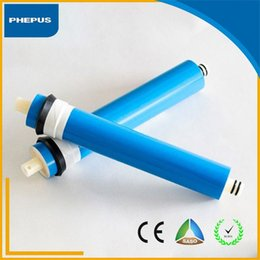 Wholesale PHEPUS pack sales Reverse Osmosis water purifiers machine membrane and navy blue micro filter membrane best price in china