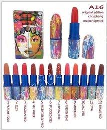 Wholesale 2016 Limited Edition Lipstick Matte Lipstick KUNQU MADNESS Lipstick Have Colors