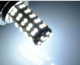 10PCS H7 68 SMD 3528 LED 1210 LED Blanc Xenon Car Auto Lampe phare Lampe antibrouillard pour DC 12V Vente en gros à partir de blanc xénon conduit h7 fournisseurs