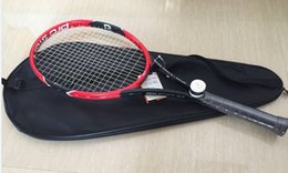 Wholesale piece PRO STAFF Tennis Racket Carbon High Quality Tennis Racquets With String Bag Grip Size L2 L3